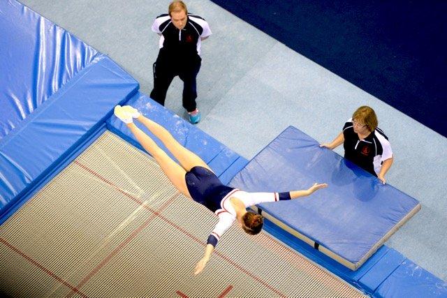 BG Level 3 image - More coaches making progress on Level 3 British Gymnastics training