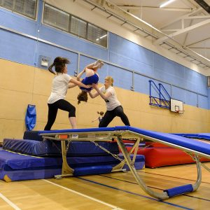 Jump For Fun trampoline classes. Kingston Trampoline Academy. One the leading trampoline clubs in the UK.