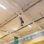 Athlete trampoline courses and trampolining clubs near me.