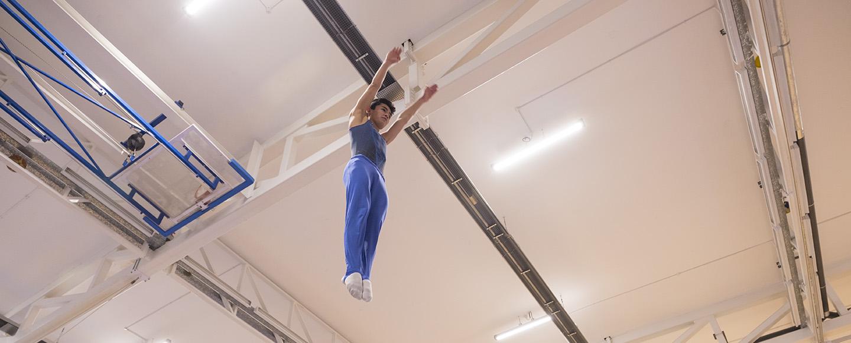 DSCF3927 w - Two new coaches complete their British Gymnastics training