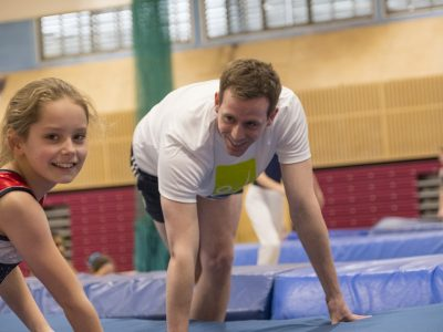 kingston trampoline academy