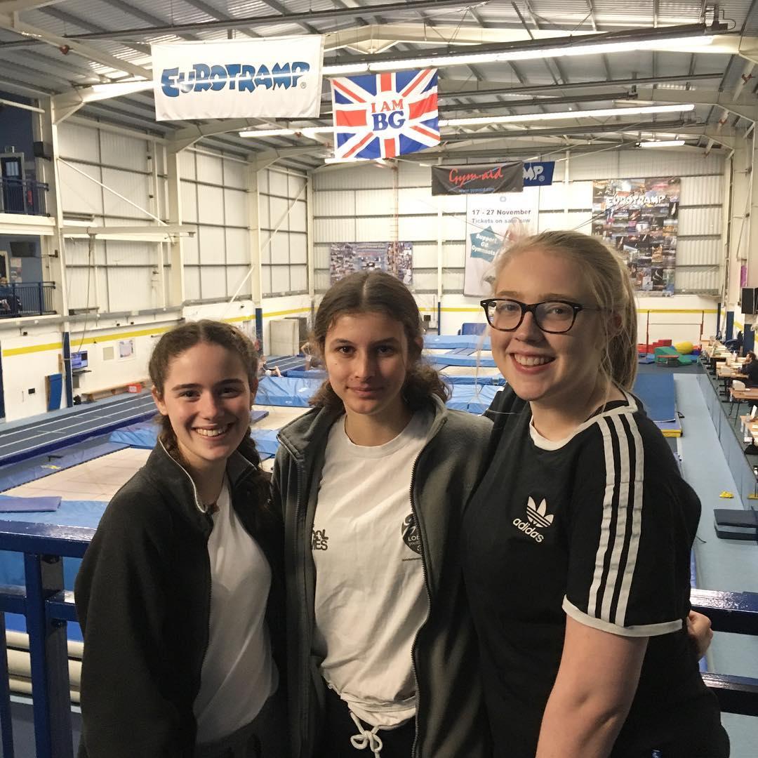 28751186 579847689068176 3855280125130047488 n - More coaches progress to Level 2 British Gymnastics training