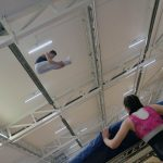 Athlete trampoline courses and lessons for athlete gymnasts at Kingston Trampoline Academy