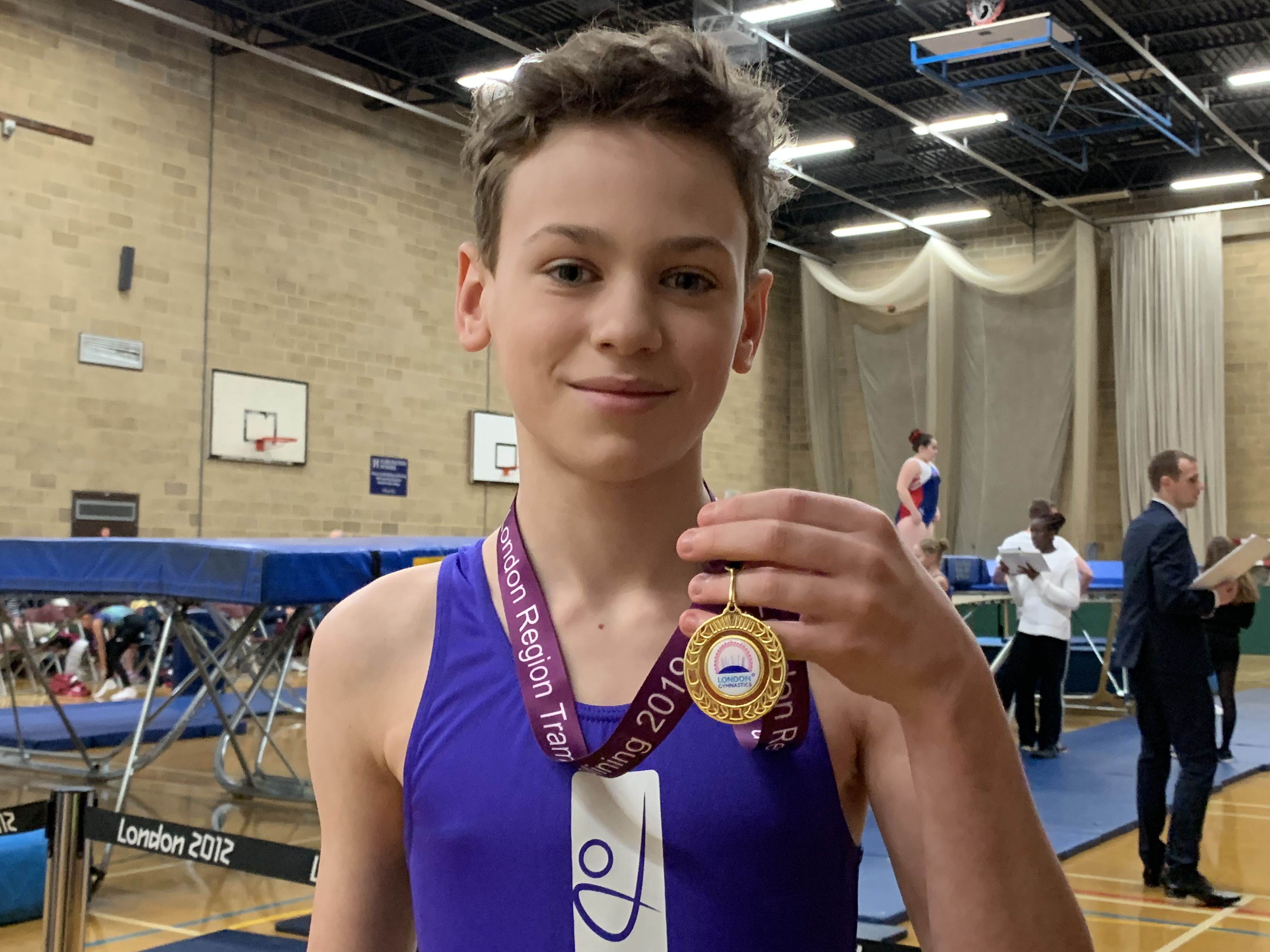 Trampoline club success trampoline and double mini trampoline DMT NDP events throughout the UK