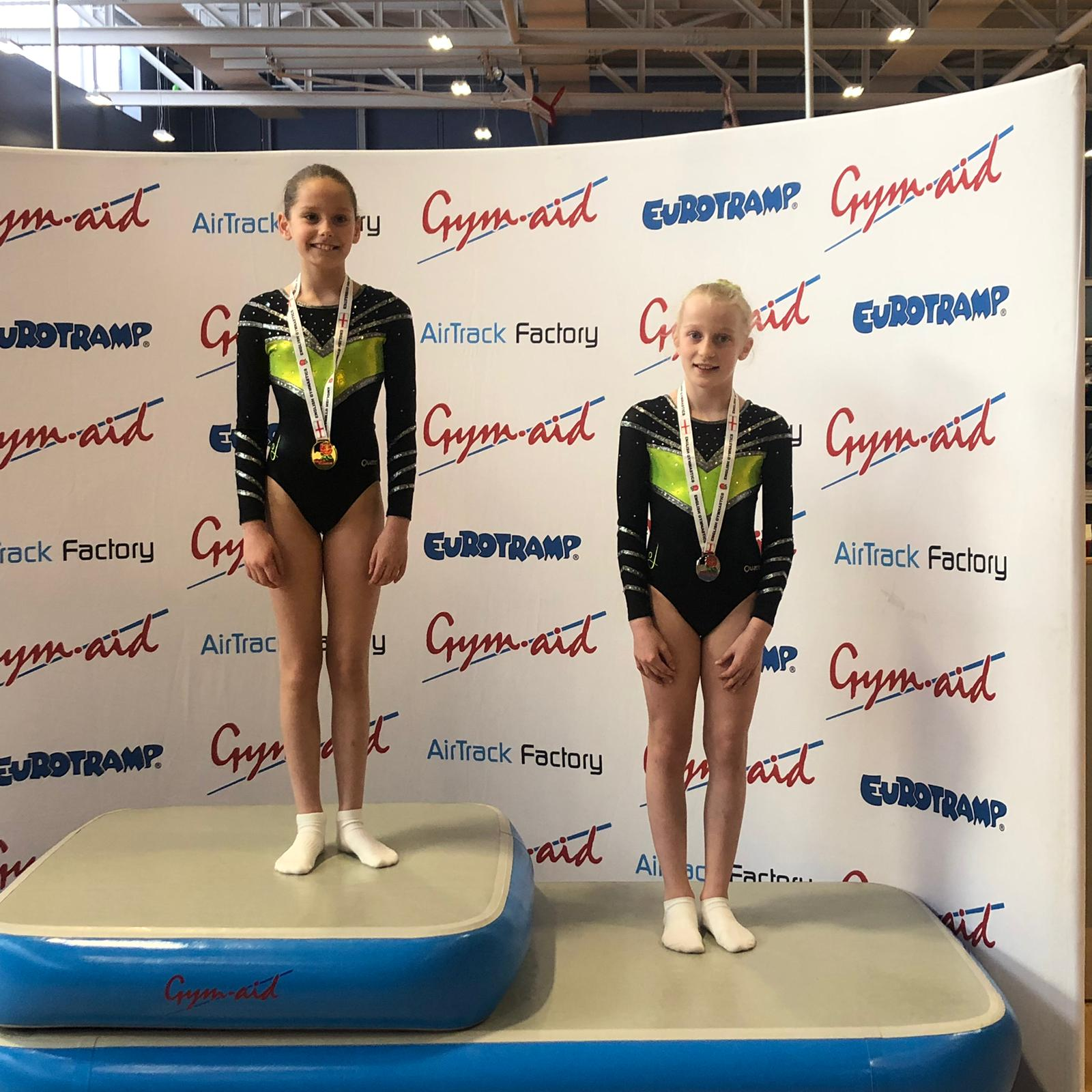 af7bef8a f875 45ff 8ecd 4bf99242106b - Medals for Chloe and Holly at English Qualifier 1