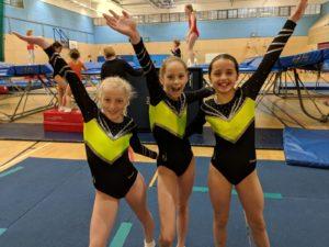 English Gymnastics Event 2 2021 - Trampoline & DMT @ International Centre Telford