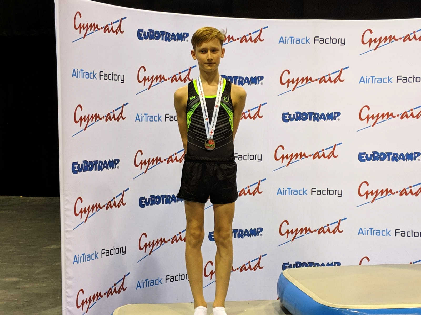 Many Of Our Trampoline Club Members Achieved A Qualification To The English Championships In September.