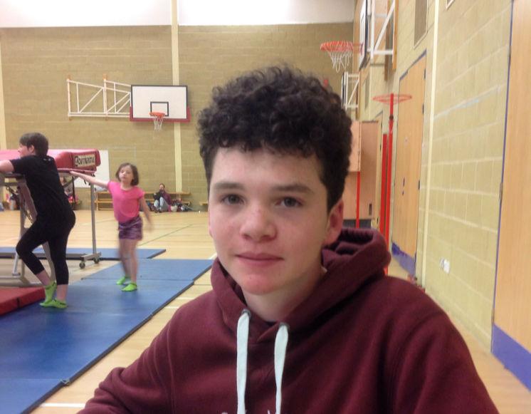 Sammy Singleton landscape - Sammy passes his coaching exam