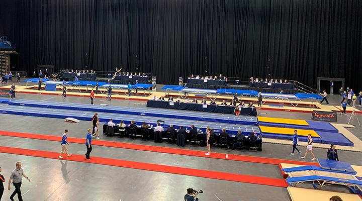 Trampoline Gymnastics 2020 Competition Dates